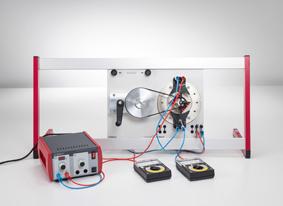 Génération de tension avec un générateur CA-CC (générateur à pôle extérieur électromagnétique)