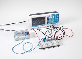 Détermination de la résistance capacitive d'un condensateur dans un circuit à courant alternatif