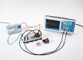 Détermination de la résistance inductive d'une bobine dans un circuit à courant alternatif