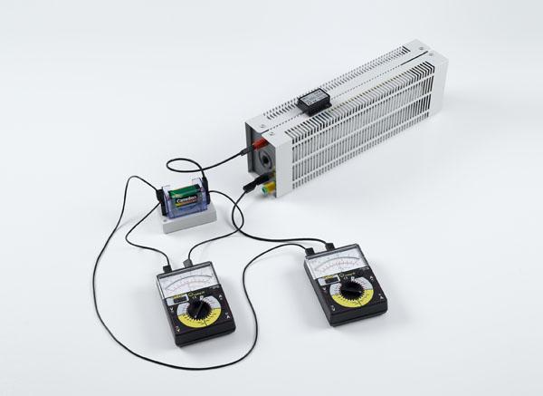 Détermination de la résistance interne d'une batterie