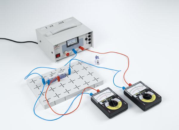 Tracé de caractéristiques courant / tension de diodes