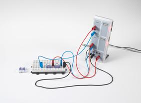 Tracé de caractéristiques courant / tension de diodes avec CASSY