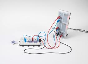 Tracé de caractéristiques courant / tension de diodes Zener avec CASSY