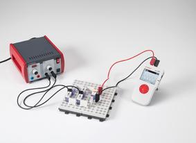 Redressement d'une tension alternative avec des diodes avec CASSY
