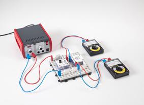 Tracé des caractéristiques d'un transistor