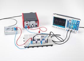 Transistor en tant qu'amplificateur