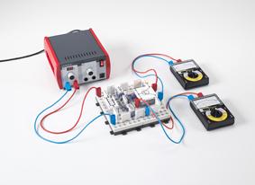 Transistor en tant que commutateur