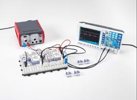 Transistor en tant que générateur de fonctions