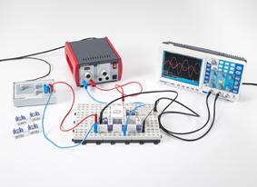 Transistor à effet de champ en tant qu'amplificateur
