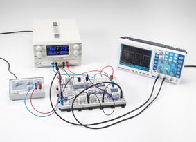 Amplificateur opérationnel vierge (comparateur)