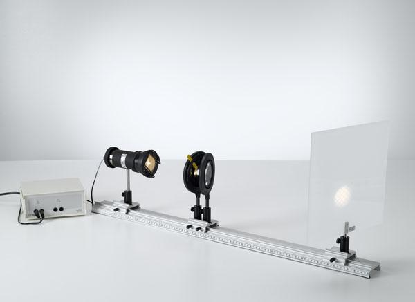 Astigmatisme et courbure de champ pour une projection avec une lentille