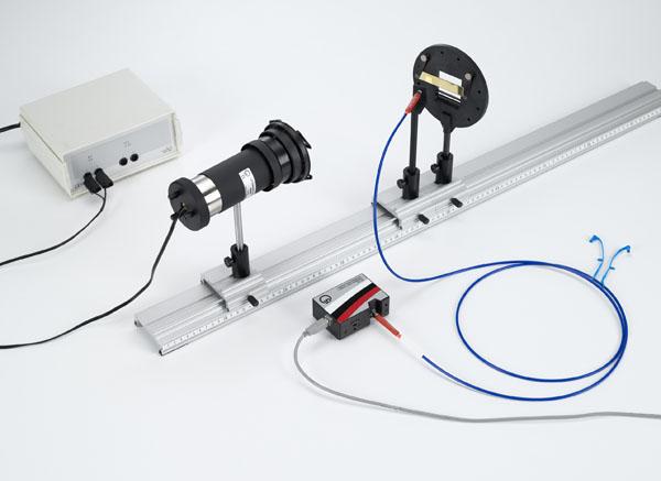 Spectres de réflexion sur différents matériaux - Tracé et exploitation avec un spectrophotomètre