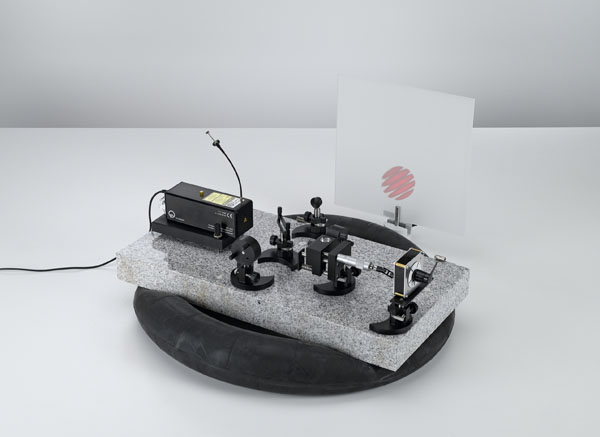Détermination de la longueur d'onde d'un faisceau laser He-Ne à l'aide d'un interféromètre de Michelson
