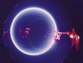 Détermination de la charge spécifique de l'électron