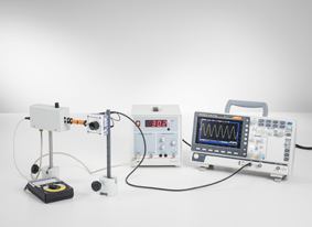 Absorption résonnante d'un circuit oscillant de haute fréquence (HF) passif