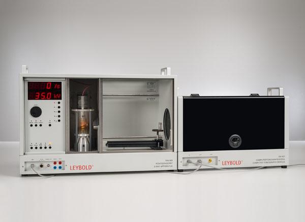 Radiographie numérique avec le module de tomodensitométrie