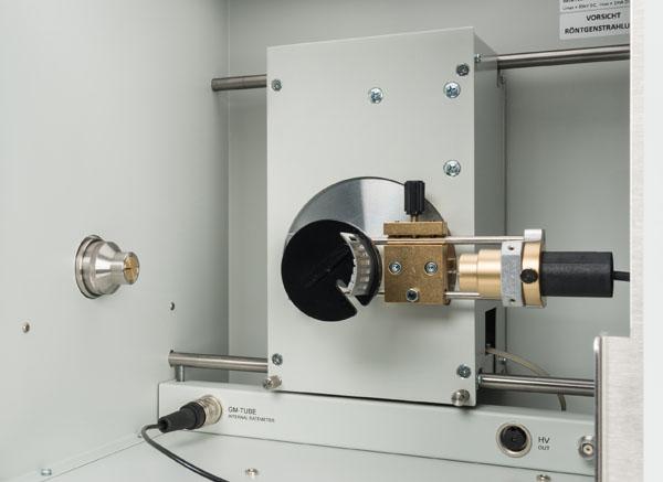 Étude de l'atténuation de rayons X en fonction du matériau d'absorption et de l'épaisseur d'absorption