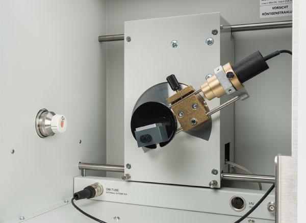 Effet Compton: Mise en évidence de la perte d'énergie du quantum de rayon X dispersé