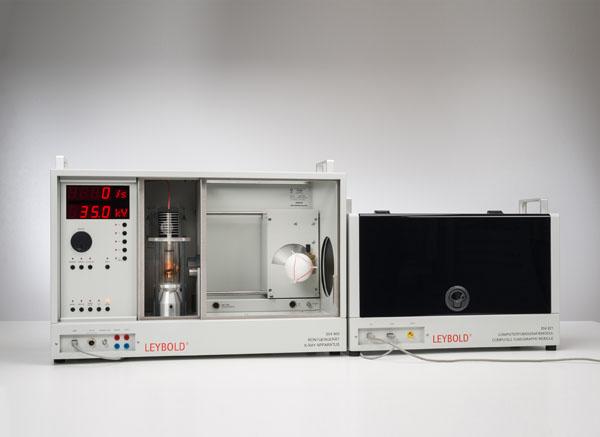 Enregistrement et représentation d'une série d'images tomodensitométriques avec le module de tomodensitométrie
