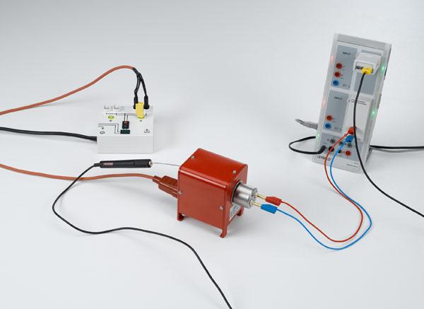 Étude de l'influence de la température sur la résistance d'un semi conducteur
