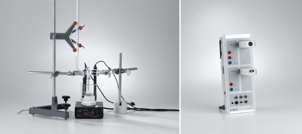 Titrage conductimétrique d'une solution d'acide chlorhydrique avec mesure du pH