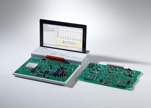 COM3LAB Multimédia: Principes fondamentaux de l'électrotechnique