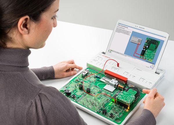 COM3LAB Multimédia: Mesure et technologie des capteurs