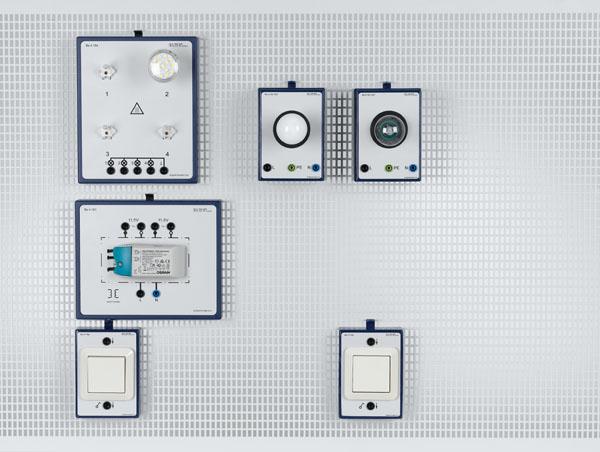 U 4.100 circuits d'installation avec interrupteurs (système modulaire)