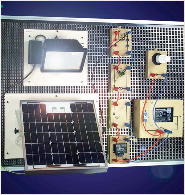 U 4.500 Photovoltaïque (système modulaire)