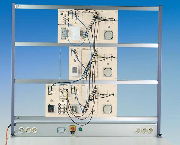 TG 4.115 Système de sonnerie et ouvre-porte, équipement supplémentaire