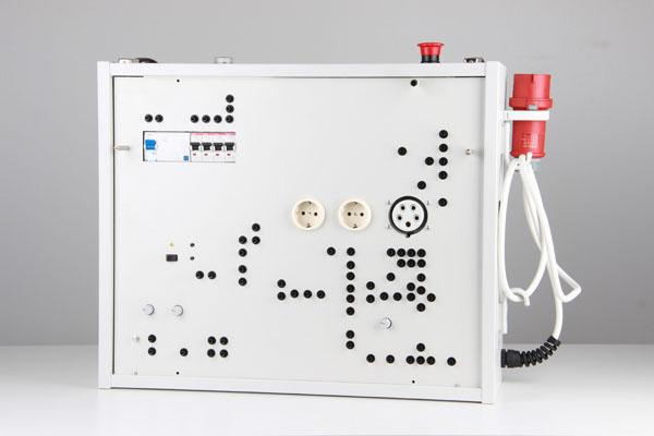 Simulateur d'erreurs pour dispositifs de protection électrique