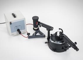 Mesure des spectres de raies de gaz rares et de vapeurs métalliques avec un spectromètre à prisme