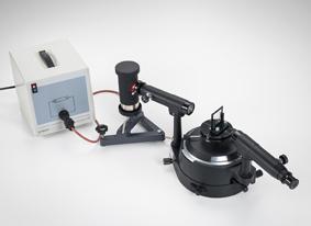 Mesure des spectres de raies de gaz rares et de vapeurs métalliques avec un spectromètre à réseau